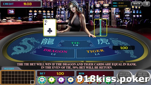 Dragon poker game real casino slot apps